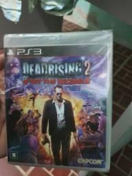 Título do anúncio: Deadrising 2 Off the Record Ps3 lacrado