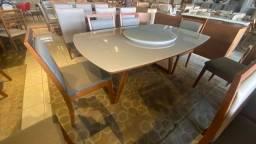 Título do anúncio: Mesa na madeira e acabamento laka luxo