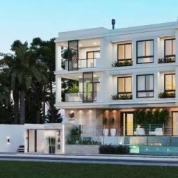 JI203 - Apartamento de 2 e 3 dormitórios com linda vista para o mar em Palmas!