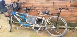 Título do anúncio: Bicicleta 2 lugares houston