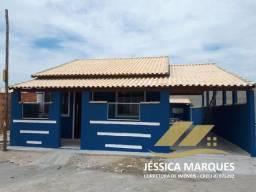 Título do anúncio: Linda casa 2 quartos próximo à rodovia em Unamar, Tamoios - Cabo Frio - RJ