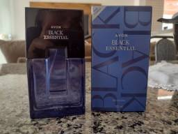 Título do anúncio: Perfume Black Essencial Avon