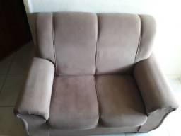 Vendo sofá de dois e três lugares