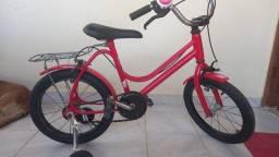 Título do anúncio: Bicicleta aro 16 Monark