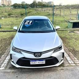 Título do anúncio: Toyota Corolla 2.0 Xei Automatico - 2021