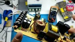Título do anúncio: Restauramos baterias e fontes