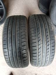 Título do anúncio: Vendo 02 pneu usado 225/50/17