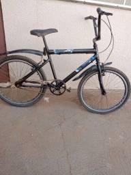 Título do anúncio: Bicicleta Aro 24 preta