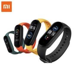 Título do anúncio: Smartband Xiaomi Mi Band 5 versão Global Novo Original