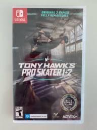 Título do anúncio: Tony Hawks Pro Skater 1 + 2 - Nintendo Switch