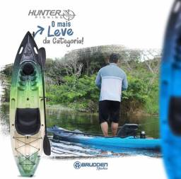 Caiaques para pesca Hunter Fishing UP NOVO + Brinde