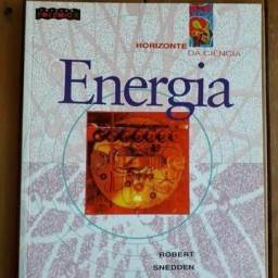 Energia, Robert Snedden, Editora Moderna - Novo!!!