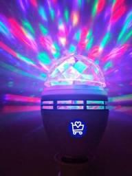 lâmpada de luzes com Entrega