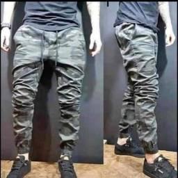 Título do anúncio: calça jeans masculina brim 36 ao 54 bermuda