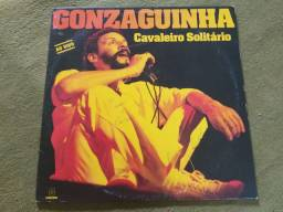 Vinil Gonzaguinha- Cavaleiro Solitário.