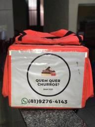 Título do anúncio: Bag para entregar