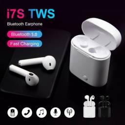 I7S Tws sem Fio Bluetooth Fone De Ouvido
