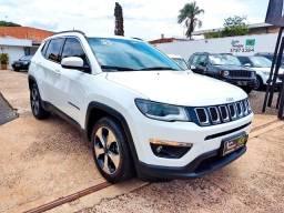 Título do anúncio: Jeep Compass 2.0 Longitude FLex Automático 2018 ta com 68 Mil km