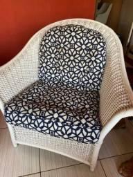 Título do anúncio: 2 cadeiras seminovas