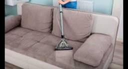 Título do anúncio: Lavagem interna 150 reais ,lavagem a seco de sofa 150 lavagem de colchao 100