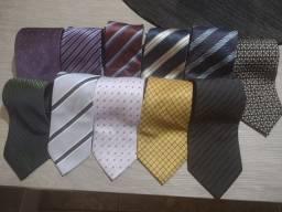 Vendo lote de gravatas