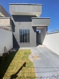Título do anúncio: Casa para venda tem 65 metros quadrados com 2 quartos em Residencial Fidelis - Goiânia - G