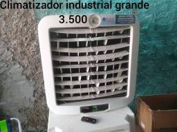 Título do anúncio: Climatizador industrial grande poloclima