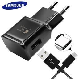 Carregador Samsung Turbo Power 3.0 Tipo C