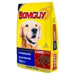 Título do anúncio: Ração Bomguy Premium Adulto Carne Coex 10.1KG