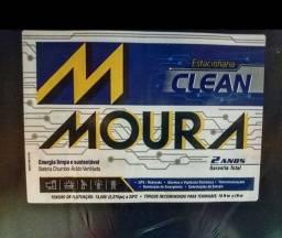Título do anúncio:  Bateria Moura Estacionária Clean (220Ah)