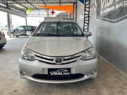 Título do anúncio: Toyota Etios xls 1.5 completo
