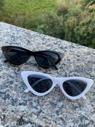 Óculos vintage gatinho