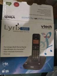 Telefone digital sem fio