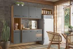 Título do anúncio: Cozinha Completa com Balcão #Entrega e Montagem Grátis