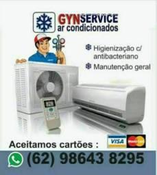 Título do anúncio: Manutenção de ar condicionado