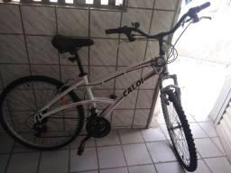 Bicicleta feminina semi nova  Caloi de macha