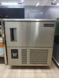 Ultracongelador italiano Gemm BCB/05, ano 2012
