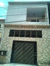 Título do anúncio: Vendo Casa na vila marinho  2 piso 1 kitnet e garagem