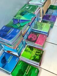 Coleção completa de livros FTD. IMPERDÍVEL !!!