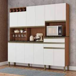 Cozinha Compacta Malbec Prime