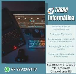 Título do anúncio: Assistência técnica especializada