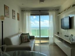 Título do anúncio: Apartamento 100% mobiliado na Avenida Roberto Freire / Ponta Negra