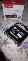Título do anúncio: Amplificador 600w bluetooth
