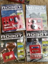 Título do anúncio: Coleção Robot