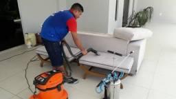 Título do anúncio: Somos ótimos profissionais especializados em lavagem a seco!!