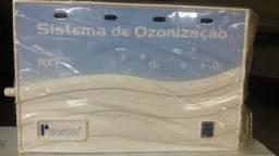 Purificador e ozonizador de piscina