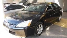 Honda Accord EX 3.0 V6 2004, Automático, Teto Solar   2004