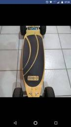 Carveboard Drop Skate Longboard