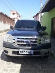 Ford ranger xlt 4x4 2010 extra toda revisada - 2010
