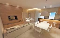Apartamento à venda com 03 dormitórios em Sao jose, Franca cod:10581
